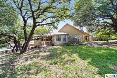 Salado Single Family Home For Sale: 1611 Royal Street