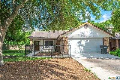 New Braunfels Single Family Home For Sale: 1710 Broadmoor Drive