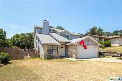 San Marcos Single Family Home For Sale: 2003 Castle Bluff Drive