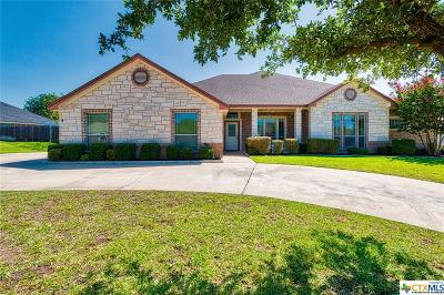 Harker Heights  Single Family Home For Sale: 3913 Bella Vista Loop
