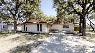 Copperas Cove Rental For Rent: 2601 Post Oak Avenue