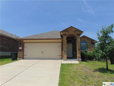 Killeen Single Family Home For Sale: 9515 Fratelli Court