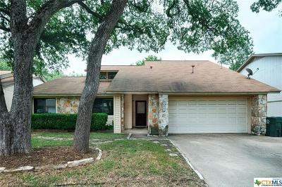 Williamson County Single Family Home For Sale: 12017 Bobcat Trail