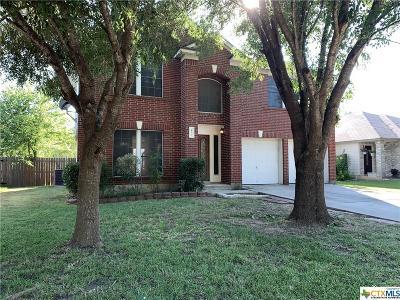 Kyle Single Family Home For Sale: 490 Masonwood Drive