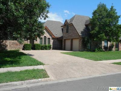 Killeen Single Family Home For Sale: 5835 Greenforest Circle