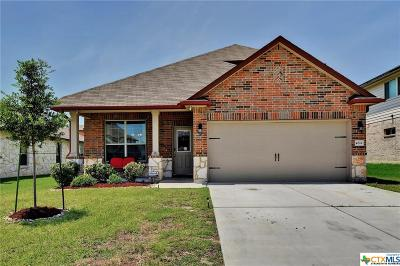 Killeen Single Family Home For Sale: 4812 Farrell Lane