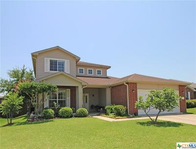 Harker Heights Single Family Home For Sale: 704 White Hawk Trail