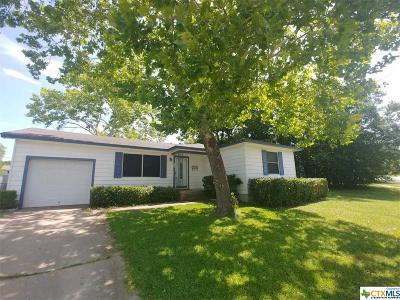 Copperas Cove Single Family Home For Sale: 909 Leonhard Street