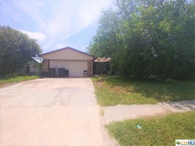 Killeen Single Family Home For Sale: 1704 Kenyon Street