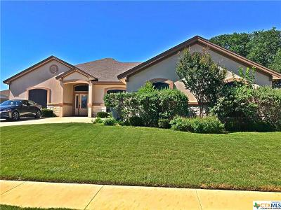 Killeen Single Family Home For Sale: 3505 Dodge City Drive