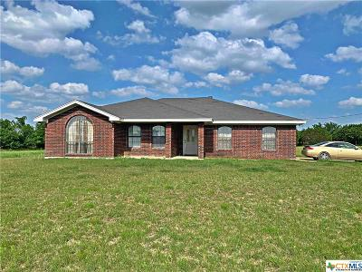 Copperas Cove Single Family Home For Sale: 942 Wedgewood Lane