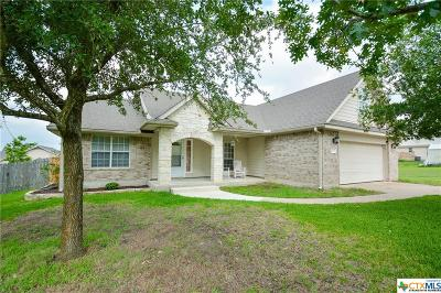 Jarrell Single Family Home For Sale: 1105 2nd Street
