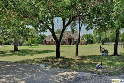 Salado Single Family Home For Sale: 1186 Pin Oak Trail