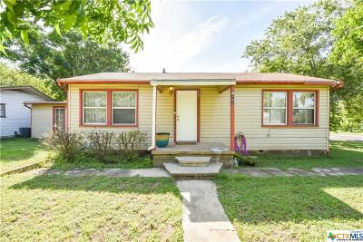Copperas Cove Single Family Home For Sale: 402 N 4th Street