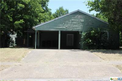 Bell County Single Family Home For Sale: 906/908 Estelle Avenue