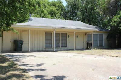 Bell County Single Family Home For Sale: 902/904 Estelle Avenue