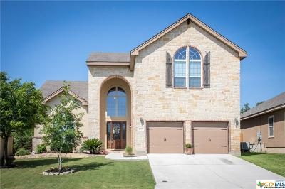 New Braunfels Single Family Home For Sale: 823 Lodge Creek Drive
