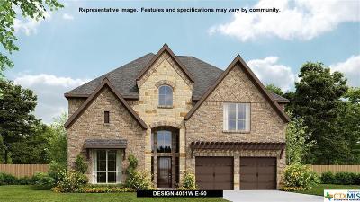 San Antonio Single Family Home For Sale: 14623 Hallows Grv