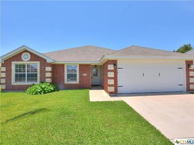 Copperas Cove Single Family Home For Sale: 2507 Joseph Drive