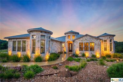 New Braunfels Single Family Home For Sale: 1202 Diretto Drive