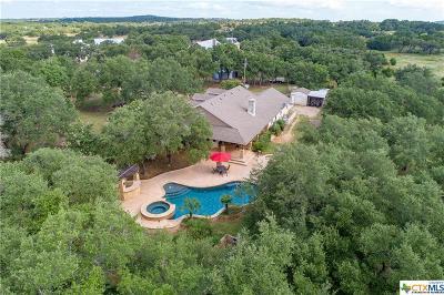 Hays County Single Family Home For Sale: 301 Medlin Creek Loop