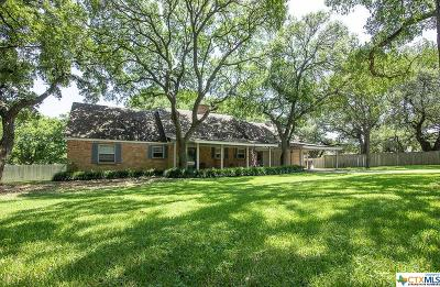 Temple TX Single Family Home For Sale: $240,000