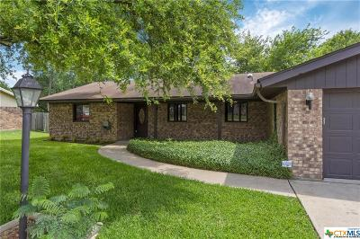 Temple Single Family Home For Sale: 2109 Carnation Lane