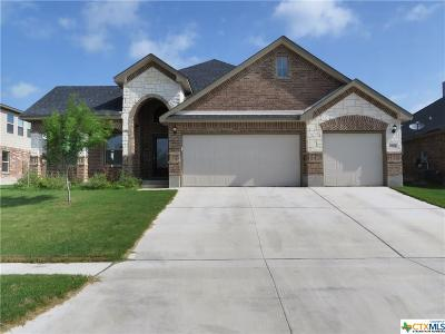Killeen Single Family Home For Sale: 6205 Morganite Lane