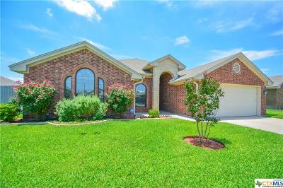 Killeen Single Family Home For Sale: 2802 Ancestor Drive