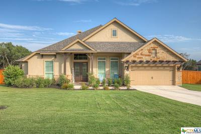 New Braunfels Single Family Home For Sale: 883 Hampton Oaks