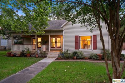 San Marcos Single Family Home For Sale: 1128 W Hopkins Street
