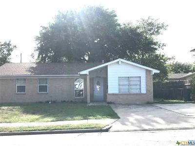 Killeen Single Family Home For Sale: 1509 S W S Young Dr Drive