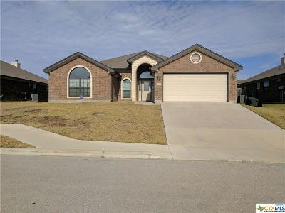 Killeen Single Family Home For Sale: 2803 Natural