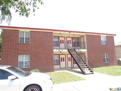 Bell County Multi Family Home For Sale: 1407 Dugger Circle