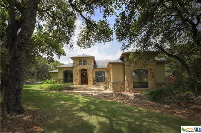 New Braunfels Single Family Home For Sale: 214 Shady Hollow