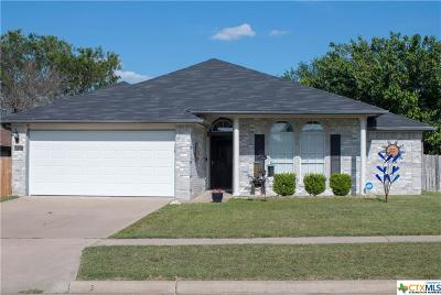 Killeen Single Family Home For Sale: 3402 Levy Lane