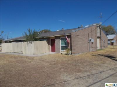 Killeen TX Multi Family Home For Sale: $225,000