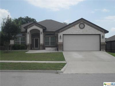 Killeen Single Family Home For Sale: 2702 Natural Lane
