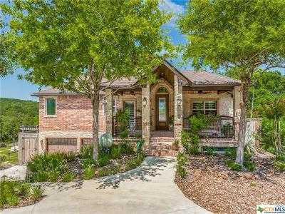 Canyon Lake Single Family Home For Sale: 259 Oak Hideaway Drive