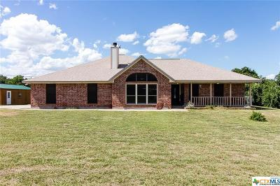 Kempner TX Single Family Home For Sale: $219,900