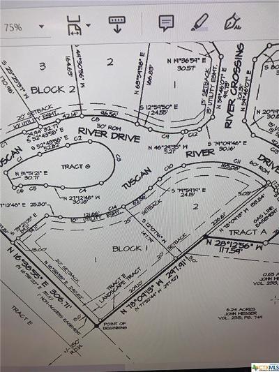 Belton Residential Lots & Land For Sale: 1082 Mystic River