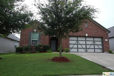 Temple Single Family Home For Sale: 8926 Lonesome Oak Drive