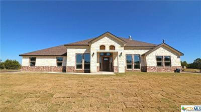 Copperas Cove Single Family Home For Sale: 1130 Lutheran Church Road