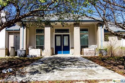 Killeen  Single Family Home For Sale: 1440 Live Oak Cemetery Road