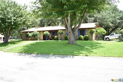 Lampasas Single Family Home For Sale: 14 Caprice Lane