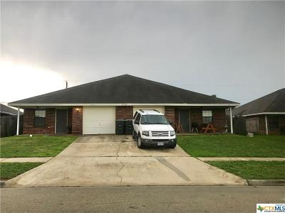 Bell County Multi Family Home For Sale: 2706 Alma Drive