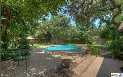 Boerne Single Family Home For Sale: 8731 Avator Circle