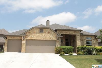 New Braunfels Single Family Home For Sale: 914 Enclave Trail