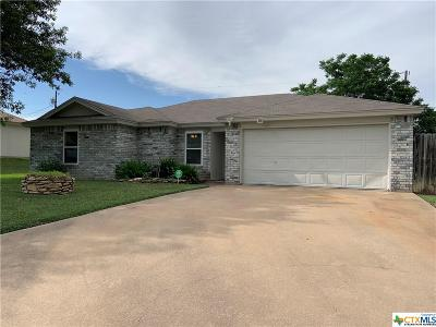 Coryell County Single Family Home For Sale: 202 Halter Drive
