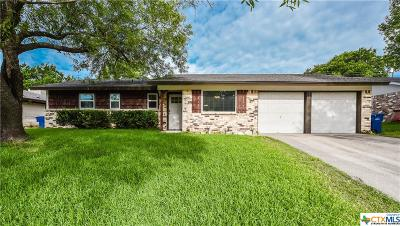 Coryell County Single Family Home For Sale: 1814 Pleasant Lane